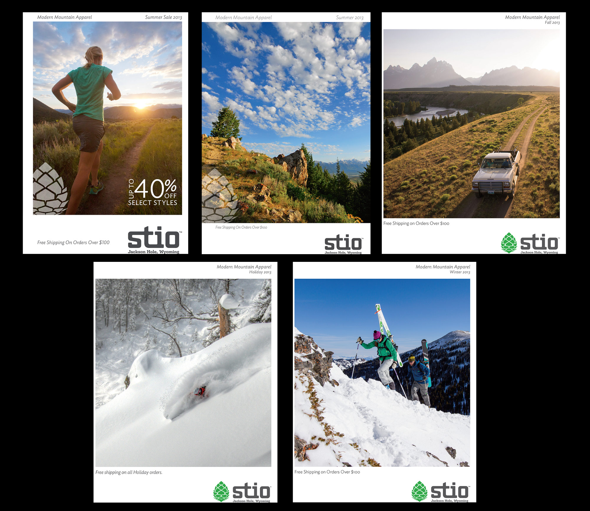 Stio Covers